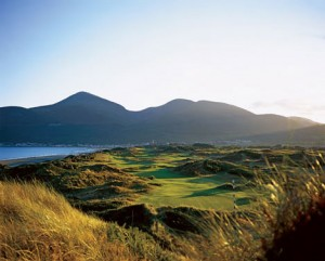 Golfresor till Irland, Edinburgh och anrika Royal County Course