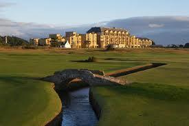 Golfresor Skottland, kanske till Old Course