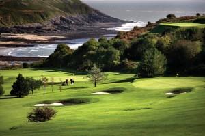 Golfresor Wales med Celtic manor, värd för Ryder Cup 2010