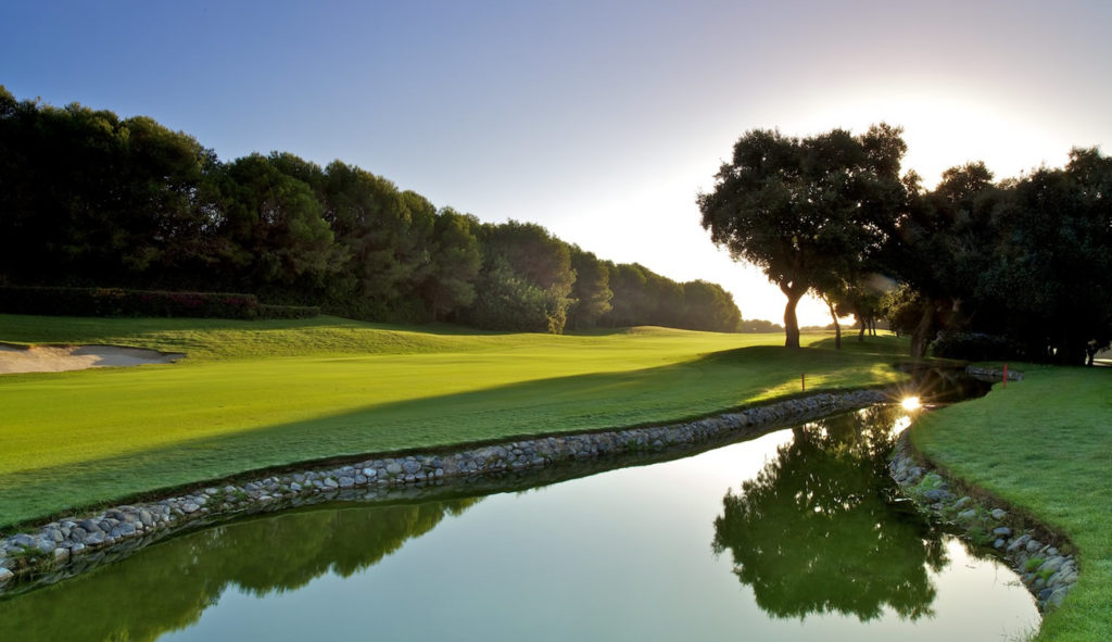 golfresor till Spanien